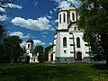 Богоявленська церква, подвір'я.JPG