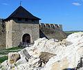 В'їзна башта замку,Хотин.jpg