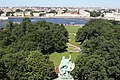Вид на Санкт-Петербург с Исаакиевского собора. View of St. Petersburg to St. Isaac's Cathedral. - panoramio.jpg