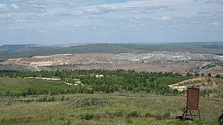 Kazakh forest steppe Ecoregion (WWF)