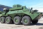 Вновь сформированную мотострелковую бригаду ЦВО оснастили новыми бронемашинами связи Р-149МА1 01.jpg