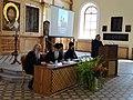 Выступление А.Е.Хрычёва на конференции =Старообрядчество и революция=.JPG