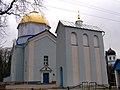 Гоща - дзвінниця Михайлівської церкви.JPG