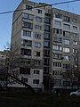 Едропанелна жилищна сграда по номенклатура Бс-69-Сф-УД. Секция 3112, предна фасада.jpg