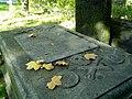 Кладбище Волковское православное 1782-1785 гг., арх. Старов И. Е., 19 в. (надгробие).jpg