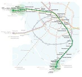 карта метро москвы 2020 с новыми станциями и мцд на карте москвы