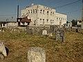 Меморіальний комплекс - Некрополь, Могила І.Бешта 01.JPG