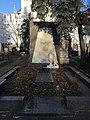 Могила Сергея Ивановича Вавилова на Новодевичьем кладбище.jpg