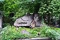 Могила двічі Героя Радянського Союзу С. А. Ковпака DSC 0339.jpg