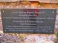 Пам'ятник Ілоні Зріні та її сину Ференцу. Меморіальна дошка. Мукачево.jpg