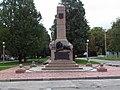 Пам'ятник захисникам Полтави і доблесному коменданту фортеці полковнику О. С. Келіну.JPG