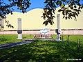 """Памятник на месте дислокации партизанского отряда """"Смерть фашизму"""" - panoramio.jpg"""