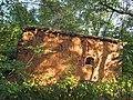 Па дарозе з Гірэйшаў да Вайнікішак на самай мяжы з Літвой. Глінабітны будынак (02).jpg