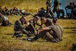 Підготовка Нацгвардії до військового параду на честь Дня Незалежності України 1408 (20479376532).jpg