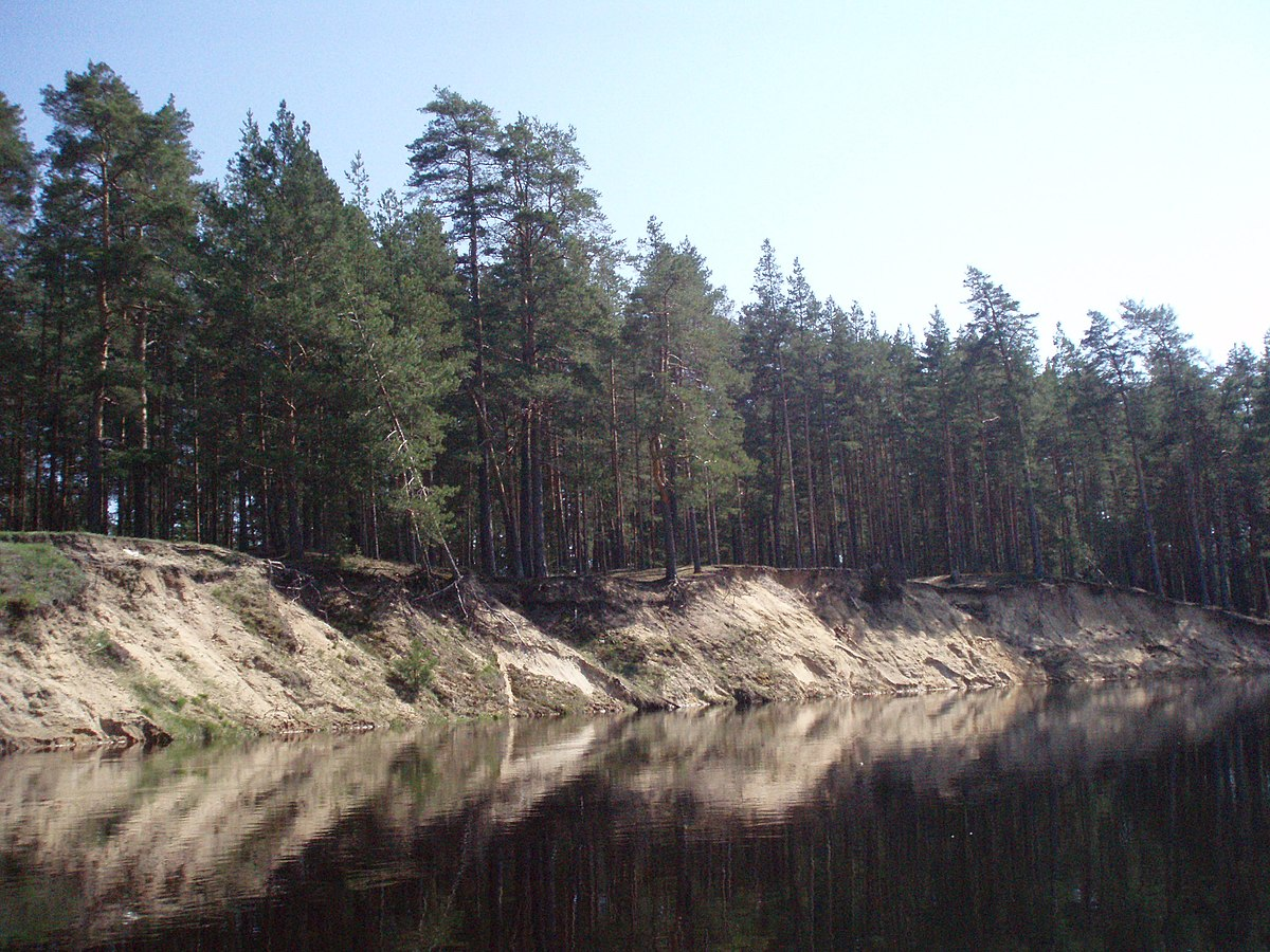 схема парка югыд-ва
