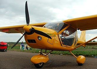 Aeroprakt A-22 Foxbat - A-22 Foxbat