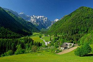 Logar Valley (Slovenia) - Logar Valley