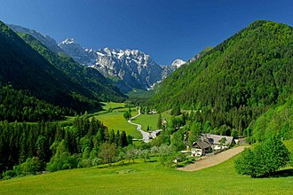 Logar Valley (Slovenia) - Logar Valley