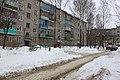 Ул. 2-я Чайковского, 12, снежные завалы... - panoramio.jpg