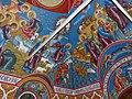 Фрагмент росписи трапезной храма Архангела Михаила в Станиславле(Москва).JPG