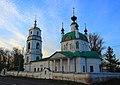 Церковь Троицы Живоначальной, Куровское, село Хотеичи, 3.JPG