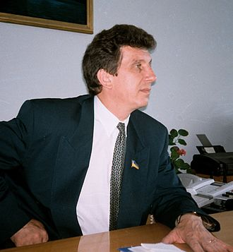 Volodymyr Shcherban - Image: Щербань Владимир Петрович