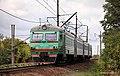 ЭР2Т-2205, Украина, Донецкая область, станция Ясиноватая (Trainpix 77857).jpg