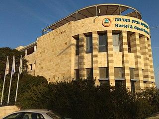 Beit Shean City in Israel