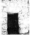 מנזר המצלבה. פשפש הברזל בחומה. א.ציצאנוב. 1960.jpg