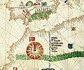 خريطة الاندلس و مملكة بني زيان والمملكة الوطاسية 1489م.jpg