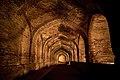کاروانسرای دیر گچین یا مادر، بزرگترین کاروانسرای خشتی گچی ایران در مرکز پارک ملی کویر- استان قم 25.jpg