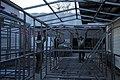 کارگاه ساخت کانکس برای مناطق زلزله زده کرمانشاه در زمستان92، منطقه ازگله Earthquake Kermanshah. Iran.jpg