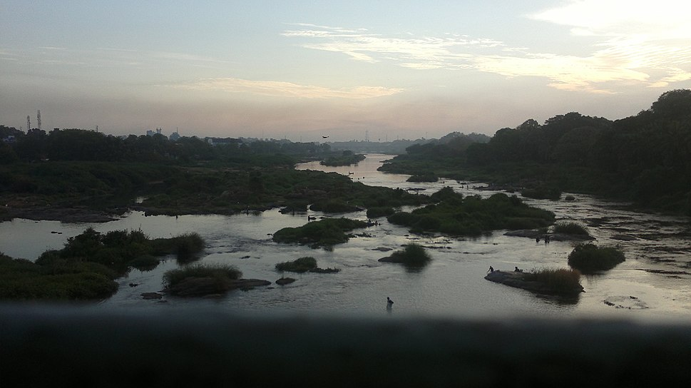 Thamirabarani River - Howling Pixel