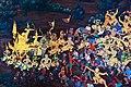 จิตรกรรมฝาผนังวัดพระศรีรัตนศาสดาราม 0005574 by Trisorn Triboon D85 0402.jpg