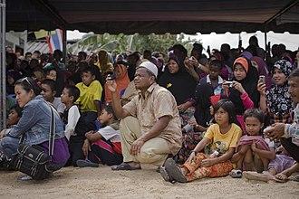 Islam in Thailand - Thai Malays