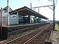 和歌山電鐵貴志川線 山東駅 Sandō station, Kishigawa line 2011.7.15 - panoramio (1).jpg
