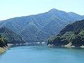 奥多摩湖 麦山橋方面より - panoramio.jpg