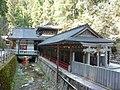 脳天大神 本殿(金峯山寺龍王院) Nōten-ōkami 2011.4.10 - panoramio.jpg