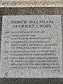 -2019-08-31 Monument plaque next to North Walsham Market Cross (2).JPG