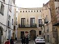01 Carrer de Santa Teresa, al fons Casa Ceremines.jpg