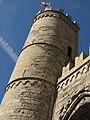 040 Porta Soprana, o de Sant'Andrea (Gènova), torre sud.jpg