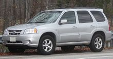 2005 2007 Model Year Mazda Tribute Us