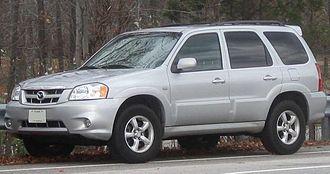 Mazda Tribute - 2005–2007 model year Mazda Tribute (US)