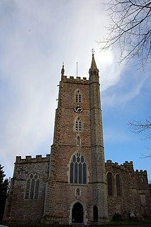 Holy Trinity Church, Westbury on Trym Grade I listed church in the United Kingdom