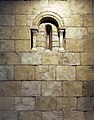 073 Museu d'Història de Catalunya, mostra d'arquitectura romànica.JPG