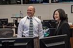 08.19 「同慶之旅」總統參訪美國國家航空暨太空總署(NASA)所屬詹森太空中心(Johnson Space Center) (42328723830).jpg