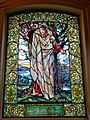 08 Sermon on the Mount, Luce Memorial Window, 1902, Tiffany Studios - Arlington Street Church - Boston, Massachusetts - DSC06980.jpg