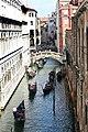 0 Venise, rio de la Canonica o di Palazzo et ponte de la Canonica (4).JPG