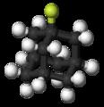 1-Fluoroadamantane-3D-balls.png