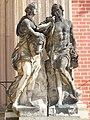 1.2 Melager - Meleagros und Atalante - Atalanta Neues Palais Sanssouci Steffen Heilfort.JPG